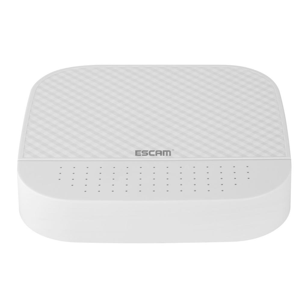 MagiDeal ESCAM PVR208 1080P 2CH ONVIF NVR Cloud Channel For IP Camera System For US