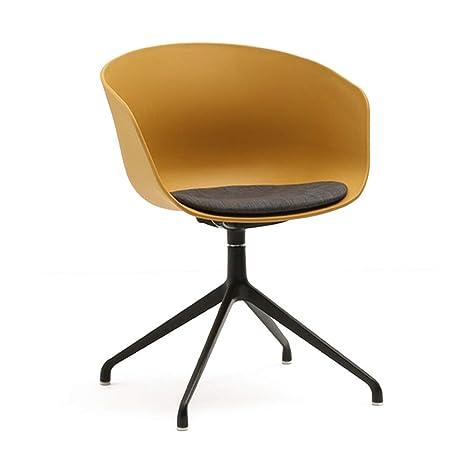 Amazon.com: Sillas de comedor silla de asiento giratoria ...