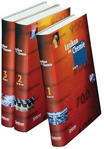 Lexikon der Chemie (Buchausgabe)