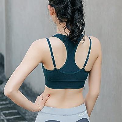 L'épaule double sous-vêtements de sport pour femme veste Running Yoga musculation bras