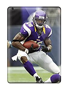 New Style High Quality Adrian Peterson Football Tpu Case For Ipad Air 6535226K61404016