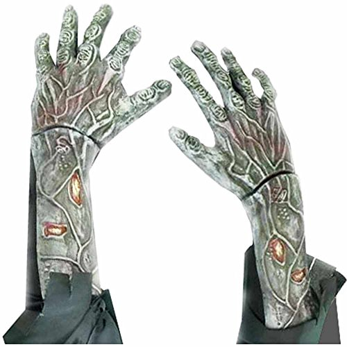 Fun World 9011ZS Zombie Gloves