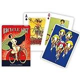 Piatnik Bicycle Art Single Deck Playing Cards