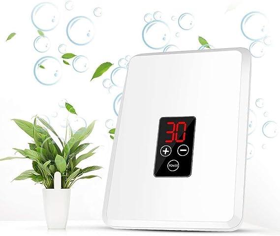Generador de ozono doméstico, purificador de aire de ozono, generación rápida de ozono, para habitaciones, cocinas, hogares con mascotas, generador de ozono para frutas y verduras: Amazon.es: Hogar