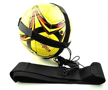 LIJUAN Hands Free Solo Soccer Trainer: no Incluye fútbol. Adecuado ...