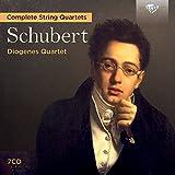 Schubert : Intégrale des quatuors à cordes. Quatuor Diogenes.