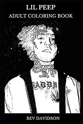 Faerlmarie Coloring Pages: 32 Lil Peep Coloring Pages