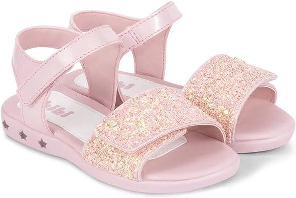 Bibi Star Light - Sandalias para niños y niñas, color rosa ...