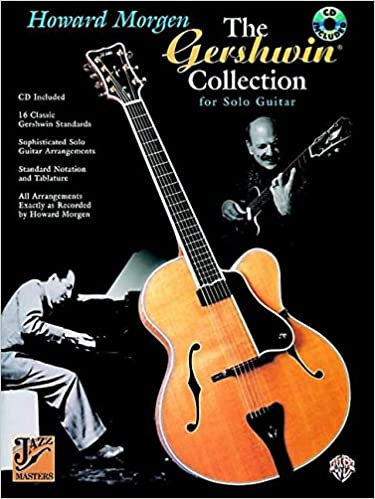 Amazon.com: Howard Morgen The Gershwin Collection for Guitar (Jazz ...