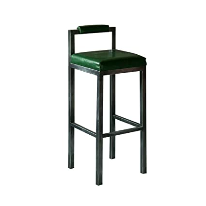 Prime Amazon Com Gsej Barstools Simple Counter Chair Modern High Squirreltailoven Fun Painted Chair Ideas Images Squirreltailovenorg