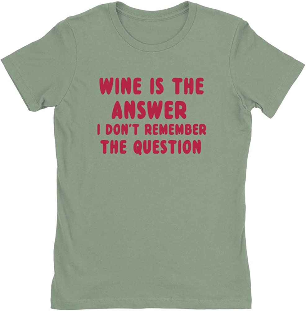 XS Venley Wine is The Answer L/_OLV A.W.3900