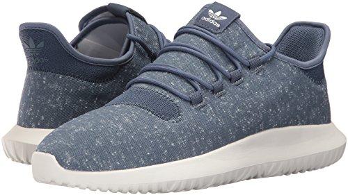 White Adidas Tech Bleu tech Sneakers Us blanc Shadow Crystal Hommes 5 10 Moyen Tubular Ink anxqvcap
