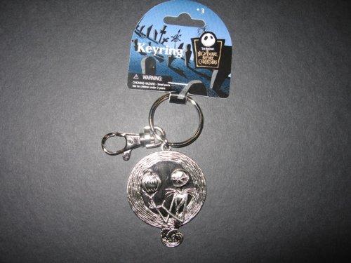 Nightmare Before Christmas Keychains (Nightmare Before Christmas Disney Pewter Keychain)
