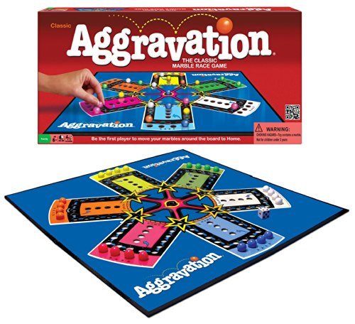 Aggravation (Game Board Zip It)