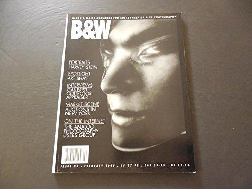 Black And White Feb 2005 Harvey Stein; Art Shay; Mkt Scene; (Scene Stein)