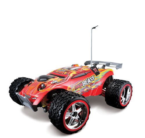 Maisto R/C Baja Beast Radio Control Vehicle (Colors May Vary)