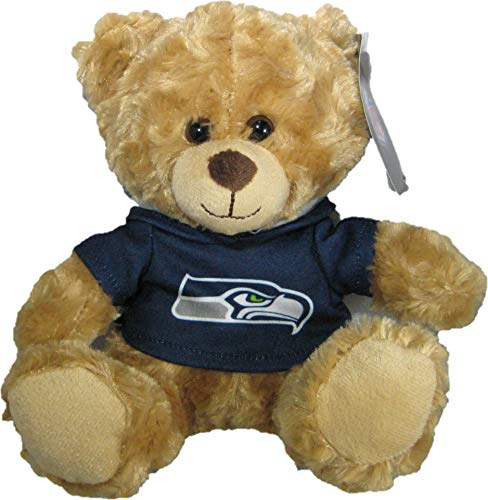 Mascot Seattle Seahawks - The Good Stuff NFL Seattle Seahawks Hoodie Bear