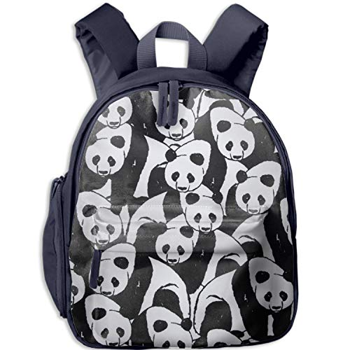 Most Popular Sturdy Panda Disaster Padded Backpack for