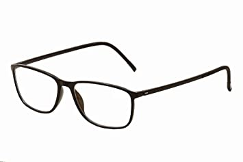 4c97353edac Image Unavailable. Image not available for. Color  Silhouette Eyeglasses  SPX Illusion Full Rim 2888 ...