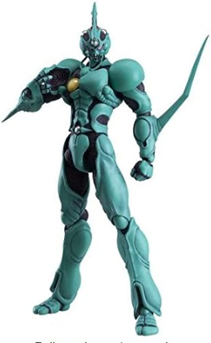 Guyver The Bioboosted Armor Guyver III Action Figure Max Factory USED
