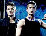 CHARLIE & MAX CARVER - Teen Wolf AUTOGRAPHS Signed 8x10 Photo