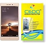 CEDO® Anti Shatter Tempered Glass Screen Protector for Xiaomi Redmi 3S and Xiaomi Redmi 3S Prime