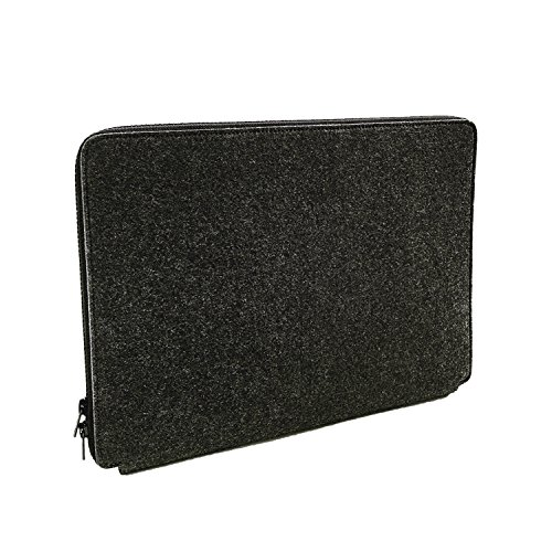 15 15.6 Inch 100% Eco Felt Laptop Sleeve/Notebook - Computer Laptop Sleeve