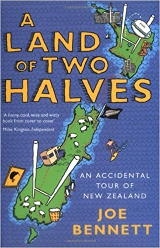 The A Land of Two Halves - Joe Bennett travel product recommended by Jordan Bishop on Lifney.