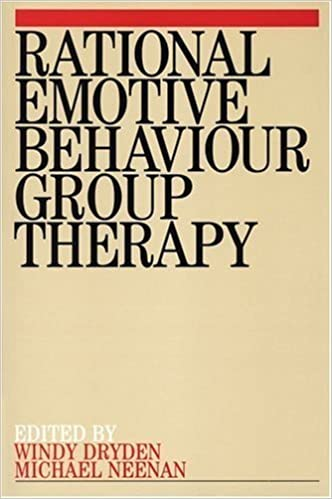 Book Rational Emotive Behaviour Group Therapy by Windy Dryden (2002-05-17)