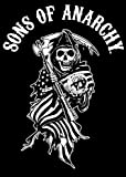 Sons of Anarchy Beach Towel ''Reaper Flag''