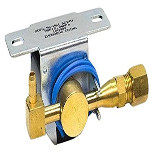 Honeywell 32001639-002/U Solenoid Valve Assembly with Water Tube ()
