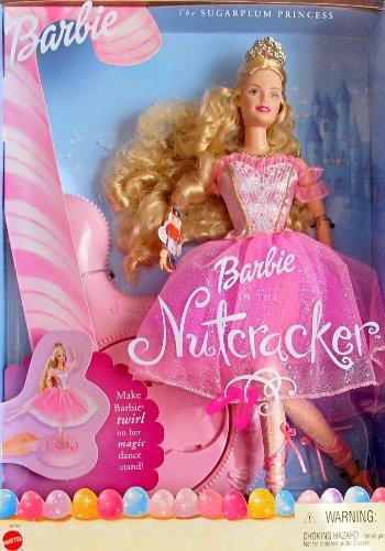 Amazoncom Barbie In The Nutcracker Sugarplum Princess Barbie Doll