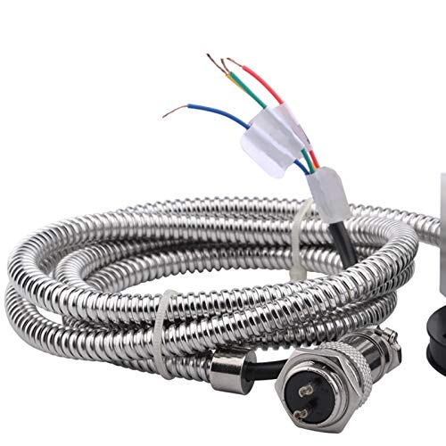 SODIAL High Precision Automatic Tool Sensor Cnc Z Axis Tool Press Sensor Tool Setting Gauge Engraving Machine Accessories