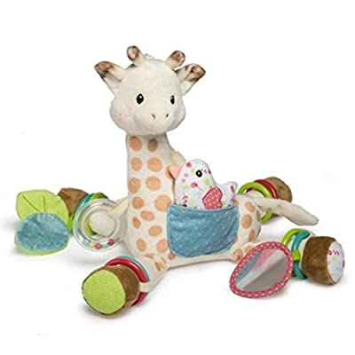 Mary Meyer Sophie la Giraffe Activite' Activity Toy: Baby