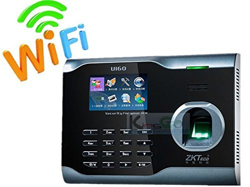 Bio Office U160 Fingerprint time attendance system, punch clock by tekit