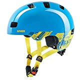 Uvex Casco Bambino 3 Blu - 51-55Cm