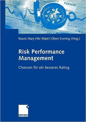 Book Risk Performance Management: Chancen für ein besseres Rating