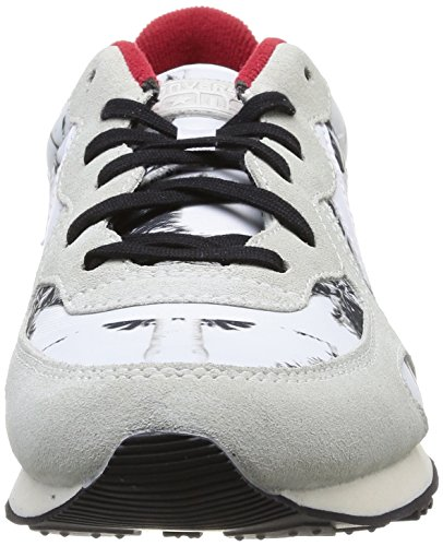 NY PRI Palms Black Racer Auckland Unisex White Sneaker Ox Suede Converse Adulto tqFOWXwc