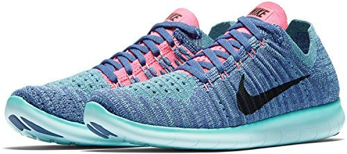 Violet RN Running Femme Trail WMNS Flyknit Free Nike Sneakers 8wFqB1xFp