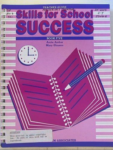 Skills for School Success: Teacher Guide, Book 5