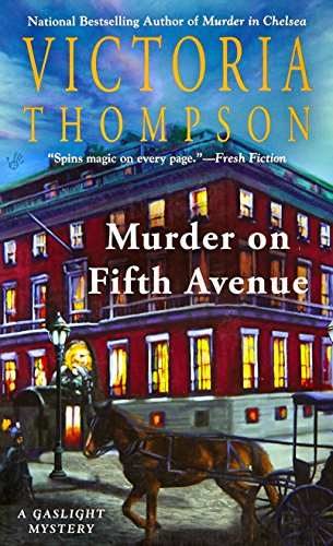 Murder on Fifth Avenue: A Gaslight - Avenue On Fifth Stores
