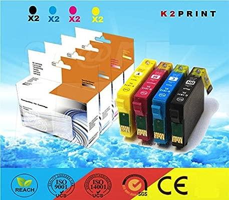 Pack cartuchos tinta compatibles Premium para Epson Expression ...