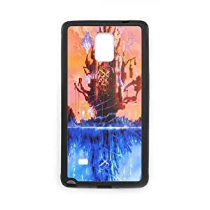 Custom Phone Case With kingdom hearts sora Image - Nice Designed For Samsung Galaxy Note 4