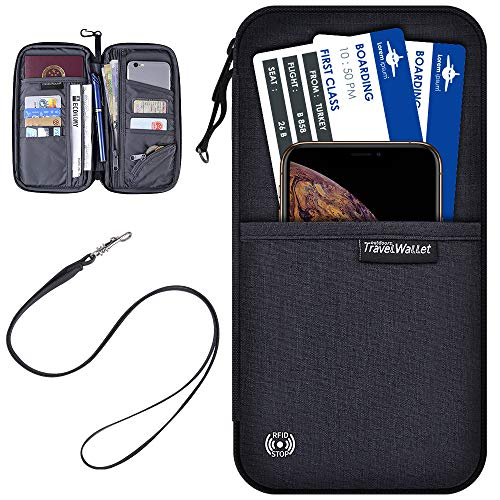 Passport Holder Travel Wallet Waterproof product image