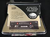 High Power AM/FM Cassette Car Stereo With Front Review and Comparison