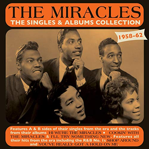 (The Singles & Albums Collection 1958-62)