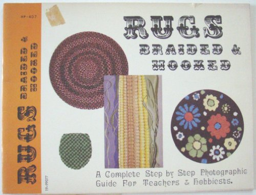 Rugs: Braided and hooked (Circular / Cooperative Extension Service)