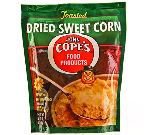 air dried sweet corn - 8