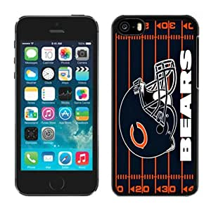 Iphone 5c Case NFL Chicago Bears 16 Moblie Phone Sports Protective Covers by runtopwell
