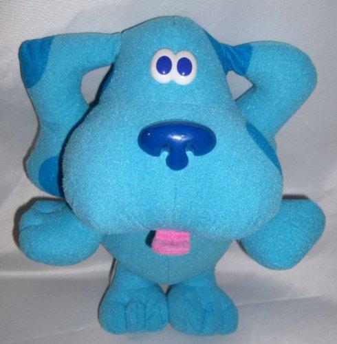 Blues Clues SING ALONG BLUE Musical Barking Plush (1997)
